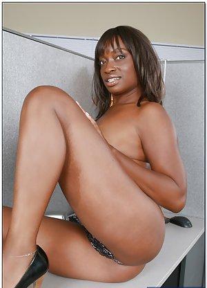 BANGBROS  Curvy Black Girl Monique Symone Gets Fucked
